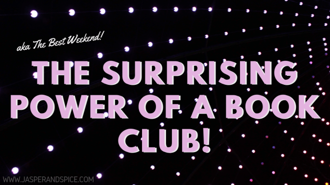 The Surprising Power of a Book Club 2019 Header - The Surprising Power Of A Book Club!