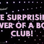 The Surprising Power of a Book Club 2019 Header - Caffeine-Induced Nonsensical Ramblings. SW#34