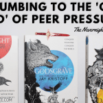 Succumbing to the  good kind  of peer pressure 2019 Header - Heartstopper Volumes 1 & 2 by Alice Oseman | Comic Book Review
