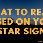 What to read Based on your star sign 2019 Header 1 - Four Dead Queens by Astrid Scholte | Spoiler-Free Book Review