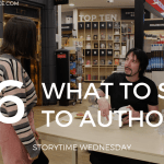 What to say when meeting authors 2019 Blog Header Storytime Wednesday - YAPage Writing Meet Up #9 & Successful September Wrap-Up!