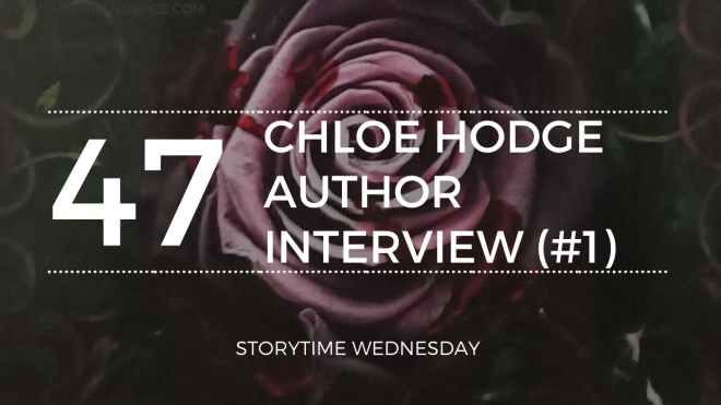Chloe Hodge Author Interview About Writing and Self Publishing - Author, Chloe Hodge Answers My Questions About Self-Publishing and Editing! (SW#47)