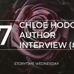 Chloe Hodge Author Interview About Writing and Self Publishing - Vengeance Blooms by Chloe Hodge | Spoiler Free Book Review