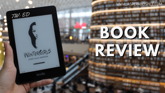 Wintergirls Semi Spoiler Book Review - Wintergirls by Laurie Halse Anderson | Spoiler-Free Book Review/ Talk (TW:ED)