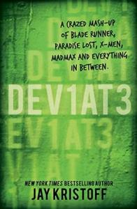 Deviate by Jay Kristoff book cover 196x300 - Deviate by Jay Kristoff | Spoiler-Free Book Review