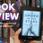 SWORD IN THE STARS by Amy Rose Capetta and Cory McCarthy Spoiler Free Book Review 2020 Header - BECAUSE WE CAN Week-Long Readathon Wrap-Up :)