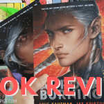 Aurora Burning Book Review 2020 Header - July/ August TBR & Video!