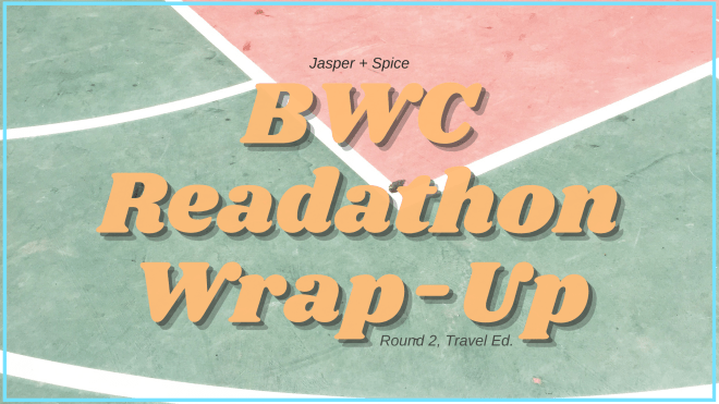 BCWR Wrap up 2020 Blog Header - BWC Readathon Wrap-Up: Reading Progress + Creative Challenges!