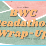 BCWR Wrap up 2020 Blog Header - Announcing My 2020 NaNoWriMo Project!