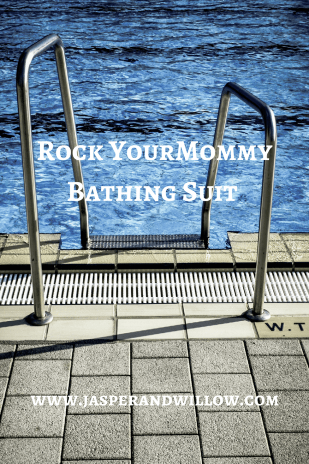 Rock Your Mommy Bathing Suit