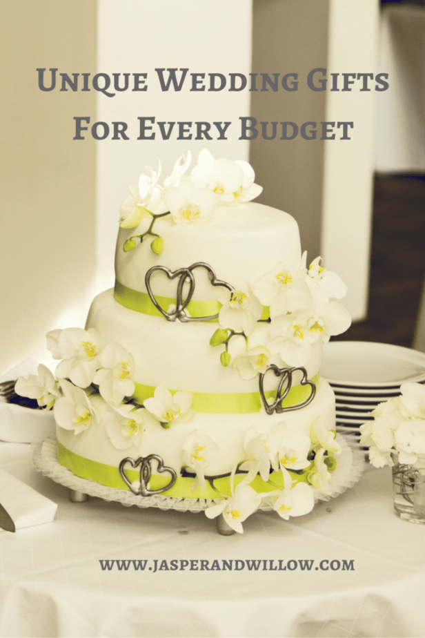 Unique Wedding Gifts For Every Budget- #FridayFavorites