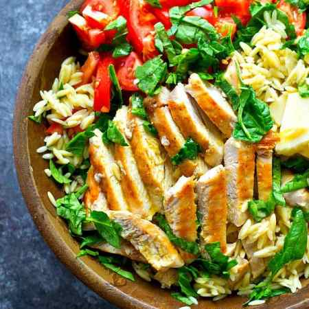 10 Mouth Watering Salad Recipes