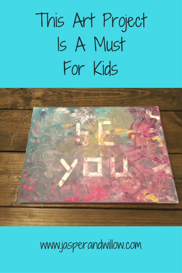 This Art Project Is A Must For Kids