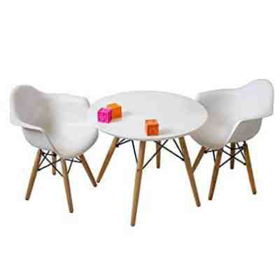 The Best Playroom Decor Finds On Amazon - kids table and chair set