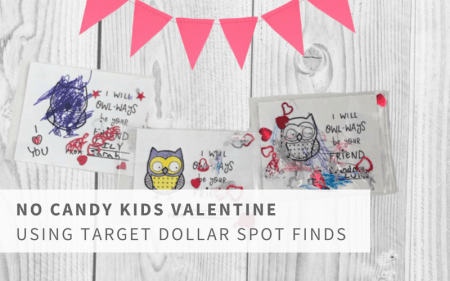 free printable no candy kids valentine