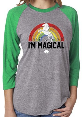 St Patrick's Day I'm Magical Tee