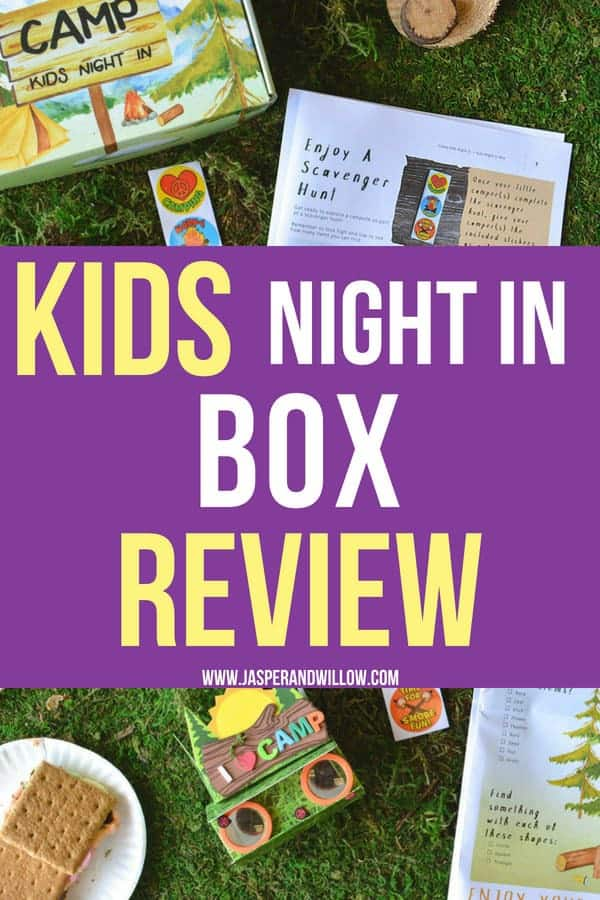 kids night in box review