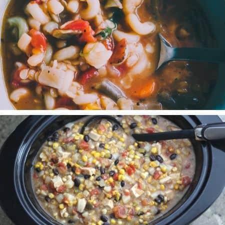 gluten free freezer meal soup recipes