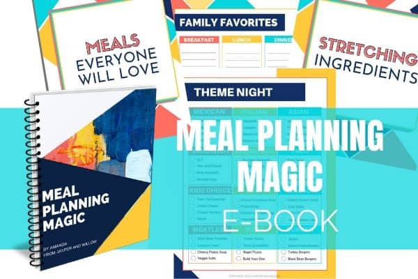meal planning magic ebook