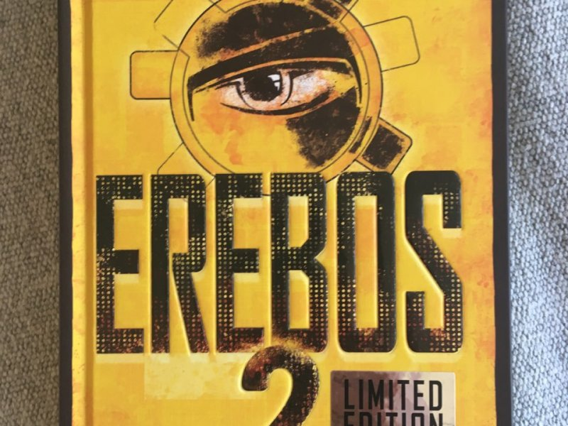 Rezension: EREBOS 2