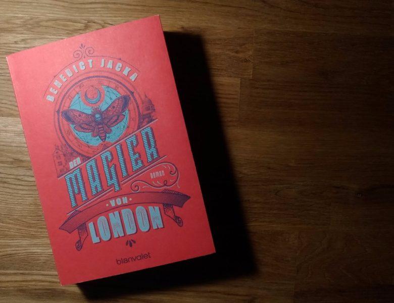 Rezension: Der Magier von London