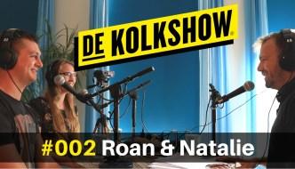 #2: ROAN & NATALIE – Leven met God, kilo's cocaïne en een bidsprinkhaan