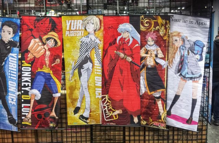 anime vertical banners for sale