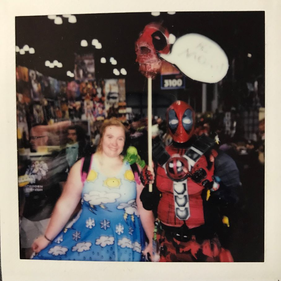 deadpool and friend