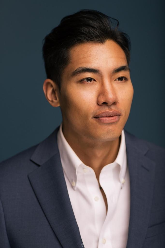 jasper yao business headshot