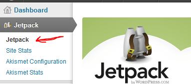 Jetpack disable comments