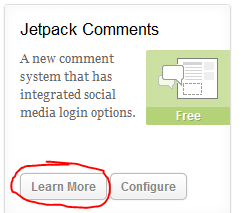 Jetpack learn more