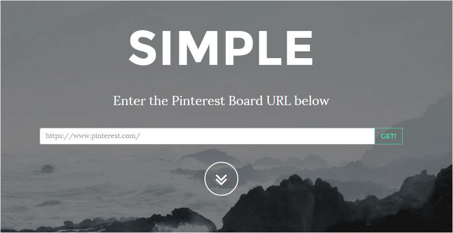 Get Pinterest Numerci board ID