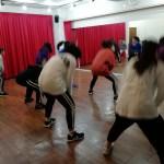 ダンス福岡 中学生高校生女子 初心者クラス
