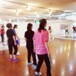 ブラックピンク(K-POP)のダンスを強化練習中