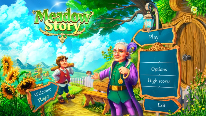 Image result for Meadow Story big fish games