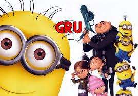 A Gru csapat
