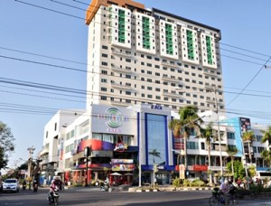 Apartemen Solo Center Point