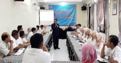 BPR Bhakti Riyadi Gelar Pelatihan APU PPT & Buka Puasa Bersama