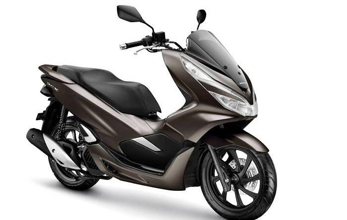 Warna Baru Skutik Besar Honda PCX Kian Moncer