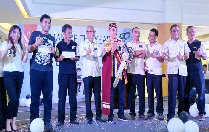 Guruh Nugroho raih Predikat Man of The Year 2018