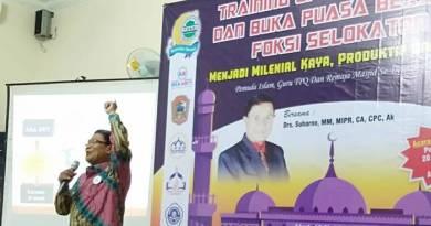 FOKSI Selokaton Gelar  Baksos & Training Kewirausahaan