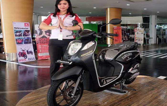 'Ciamik' Desain dan Teknologi Honda Genio