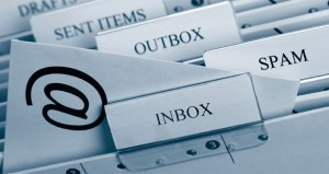 Email archiving files