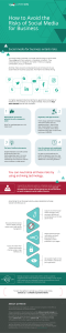 Jatheon Infographic – How to Avoid the Risks of Social Media for Business