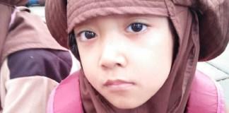 Gadis 8 Tahun Sumbangkan Tabungannya untuk Penanganan Covid-19 di Surabaya