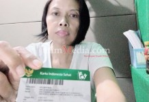 Amelia Wulan, jurnalis di Surabaya