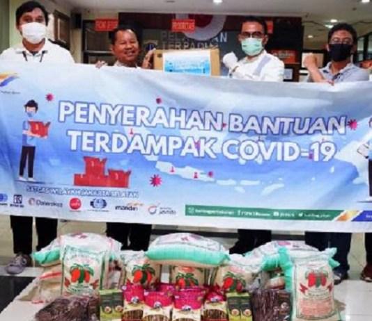 Holding PTPN Donasikan Rp 29 Miliar untuk Penanganan Covid-19