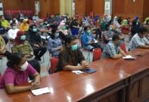 Pemkot Surabaya Bentuk Kampung Wani Covid-19