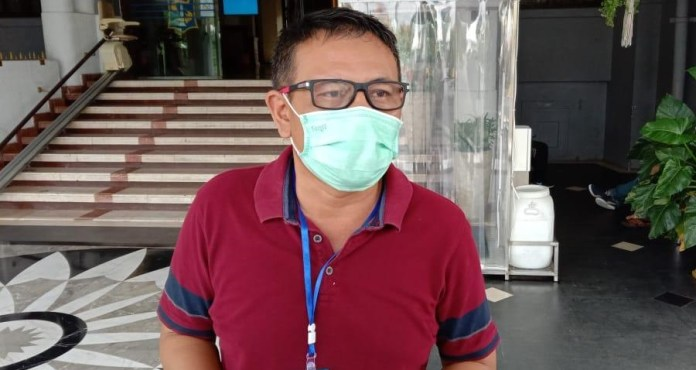 Wakil Sekretaris Gugus Tugas Percepatan Penanganan Covid-19 Kota Surabaya, Irvan Widyanto