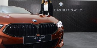 """Sport Car Mewah """"The 8 Grand Coupe"""""""